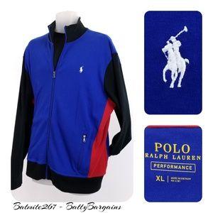 Polo Ralph Lauren Performance Track Jacket Mens XL